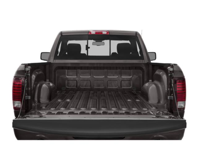 2018 Ram Truck 1500 Prices and Values Quad Cab Tradesman 2WD open trunk