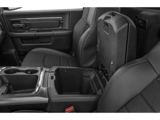 2018 Ram Truck 1500 Prices and Values Quad Cab Bighorn/Lone Star 4WD center storage console