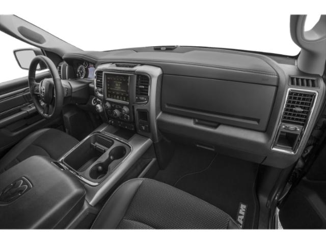 2018 Ram Truck 1500 Prices and Values Crew Cab Limited 2WD passenger's dashboard