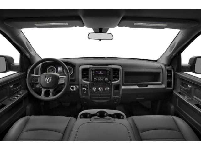 2018 Ram Truck 1500 Prices and Values Quad Cab Laramie 4WD full dashboard