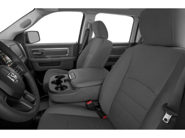 2018 Ram Truck 1500 Prices and Values Crew Cab Limited 2WD front seat interior