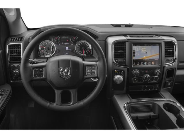 2018 Ram Truck 1500 Prices and Values Crew Cab Limited 2WD driver's dashboard
