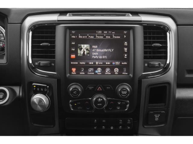 2018 Ram Truck 1500 Prices and Values Quad Cab Tradesman 2WD stereo system