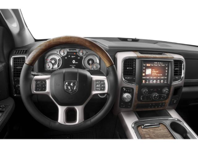 2018 Ram Truck 1500 Prices and Values Crew Cab Bighorn/Lone Star 4WD driver's dashboard