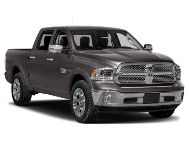 2018 Ram Truck 1500 Prices and Values Quad Cab Laramie 4WD side front view