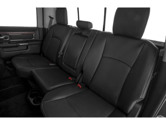 2018 Ram Truck 1500 Prices and Values Crew Cab Bighorn/Lone Star 2WD backseat interior