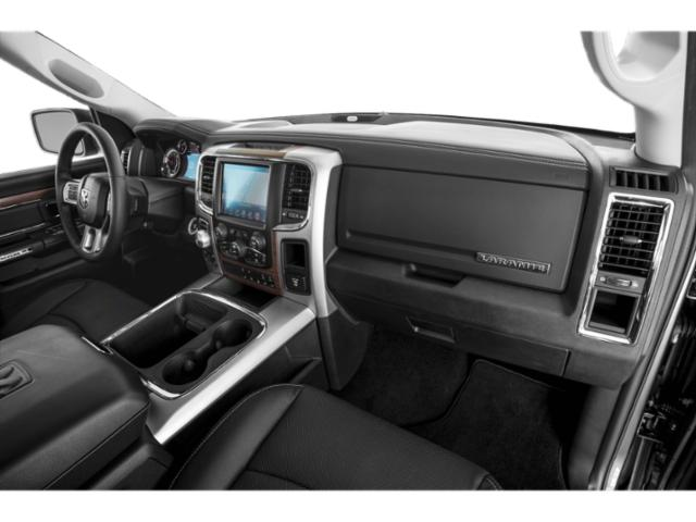 2018 Ram Truck 1500 Prices and Values Crew Cab Bighorn/Lone Star 4WD passenger's dashboard