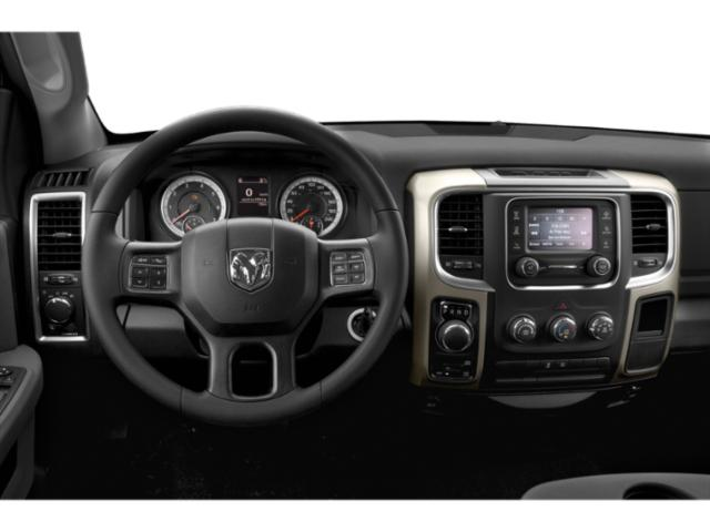 2018 Ram Truck 1500 Prices and Values Quad Cab Tradesman 2WD driver's dashboard