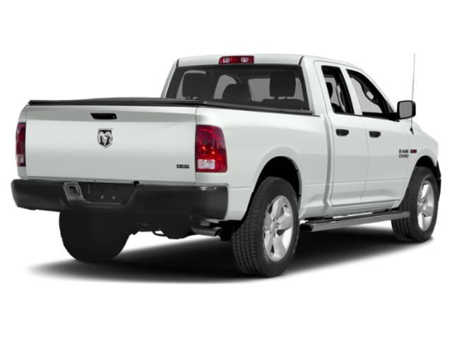 2018 Ram Truck 1500 Prices and Values Crew Cab Bighorn/Lone Star 2WD side rear view