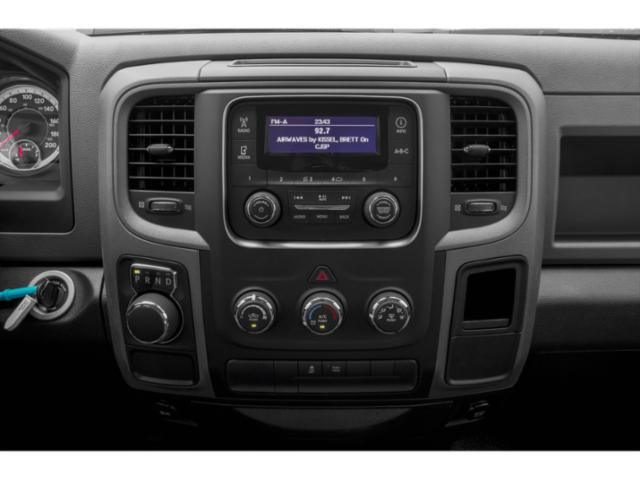 2018 Ram Truck 1500 Prices and Values Quad Cab Bighorn/Lone Star 4WD stereo system