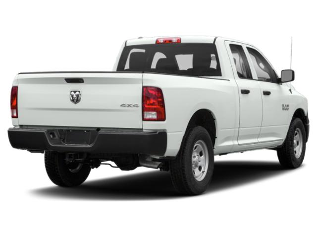 2018 Ram Truck 1500 Prices and Values Quad Cab Laramie 4WD side rear view