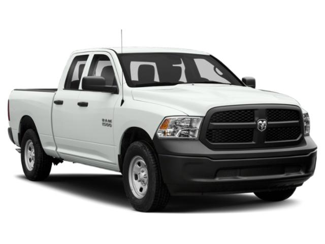 2018 Ram Truck 1500 Prices and Values Quad Cab Tradesman 2WD side front view
