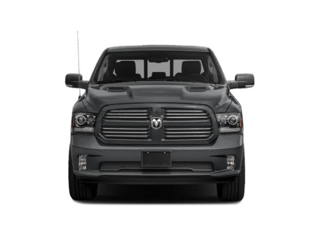 2018 Ram Truck 1500 Pictures 1500 Quad Cab Sport 2WD photos front view