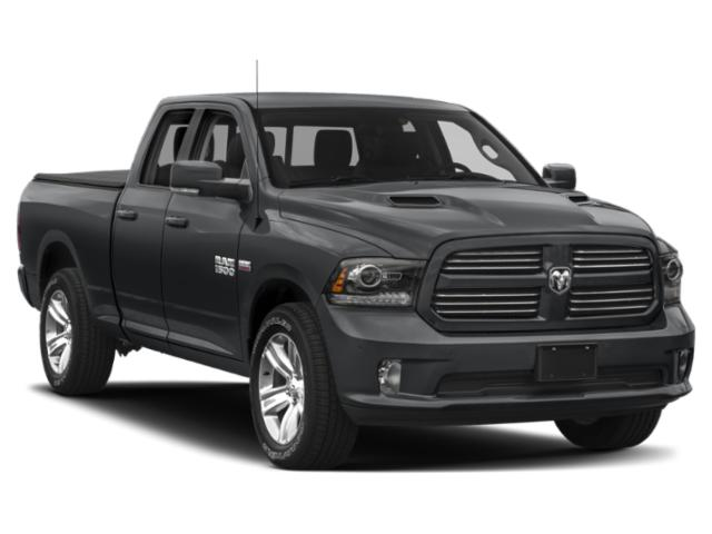 2018 Ram Truck 1500 Pictures 1500 Crew Cab Laramie 2WD photos side front view