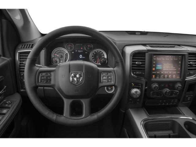 2018 Ram Truck 1500 Prices and Values Crew Cab Sport 2WD driver's dashboard