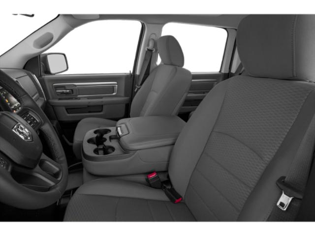 2018 Ram Truck 1500 Pictures 1500 Lone Star Silver 4x4 Crew Cab 5'7 Box photos front seat interior