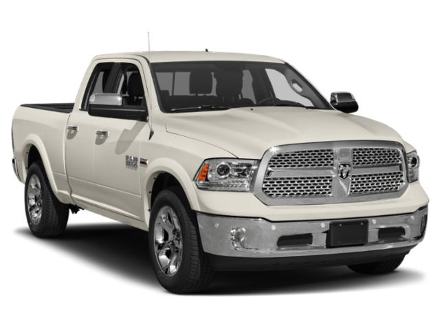 2018 Ram Truck 1500 Pictures 1500 Crew Cab Laramie 4WD photos side front view