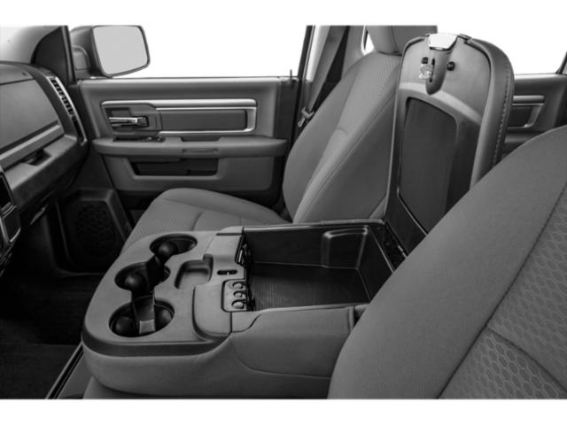 2018 Ram Truck 1500 Pictures 1500 Lone Star Silver 4x4 Crew Cab 5'7 Box photos center storage console