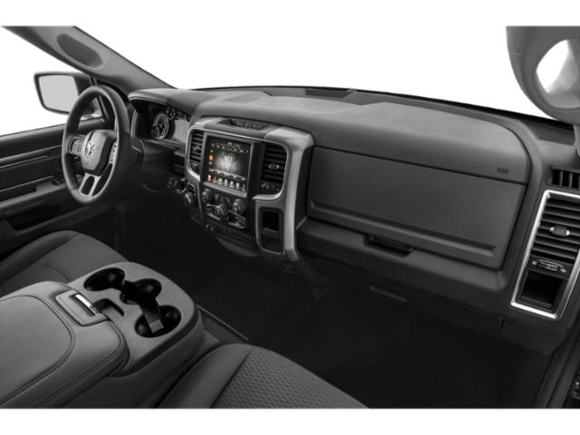 2018 Ram Truck 1500 Pictures 1500 Lone Star Silver 4x4 Crew Cab 5'7 Box photos passenger's dashboard