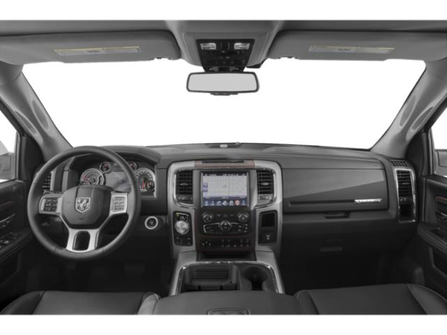 2018 Ram Truck 1500 Prices and Values Crew Cab Limited 2WD full dashboard