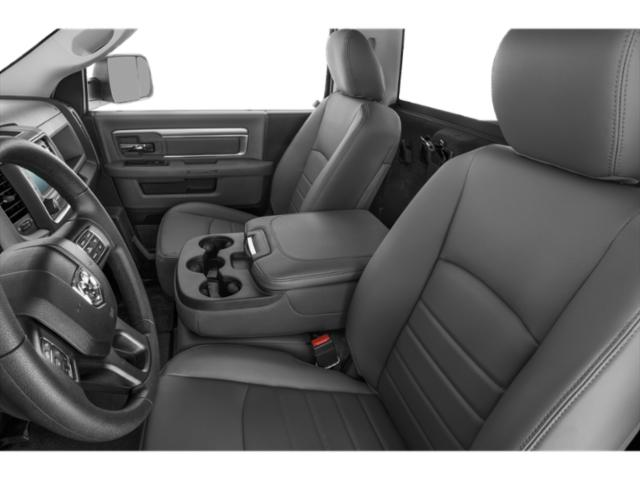 2018 Ram Truck 1500 Prices and Values Crew Cab Bighorn/Lone Star 4WD front seat interior