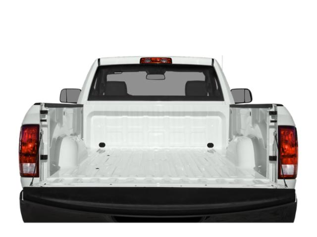 2018 Ram Truck 1500 Prices and Values Crew Cab Sport 2WD open trunk