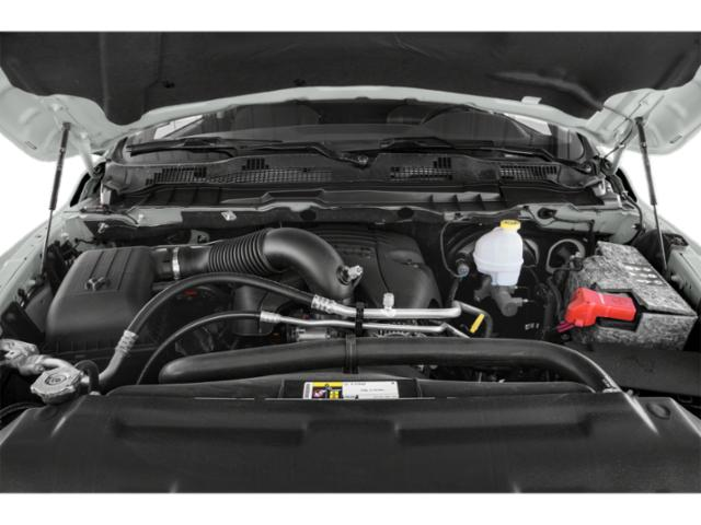 2018 Ram Truck 1500 Prices and Values Quad Cab Tradesman 2WD engine