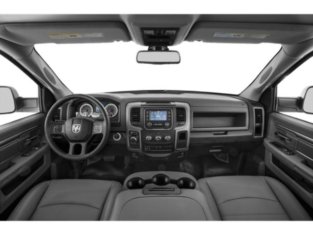 2018 Ram Truck 1500 Pictures 1500 Lone Star Silver 4x4 Crew Cab 5'7 Box photos full dashboard