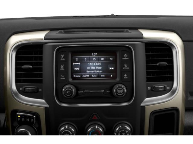 2018 Ram Truck 1500 Pictures 1500 Lone Star Silver 4x2 Crew Cab 5'7 Box photos stereo system