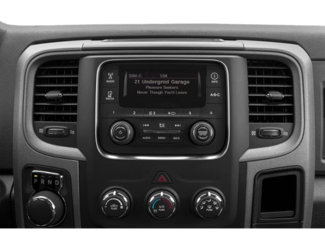 2018 Ram Truck 1500 Pictures 1500 Harvest 4x4 Quad Cab 6'4 Box *Ltd Avail* photos stereo system