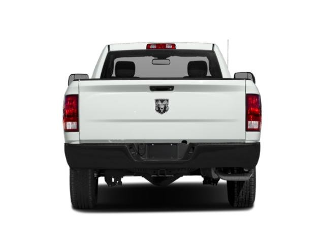 2018 Ram Truck 1500 Pictures 1500 Lone Star Silver 4x4 Crew Cab 5'7 Box photos rear view