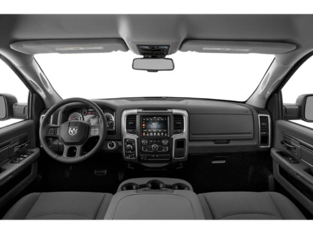 2018 Ram Truck 1500 Prices and Values Crew Cab Bighorn/Lone Star 4WD full dashboard