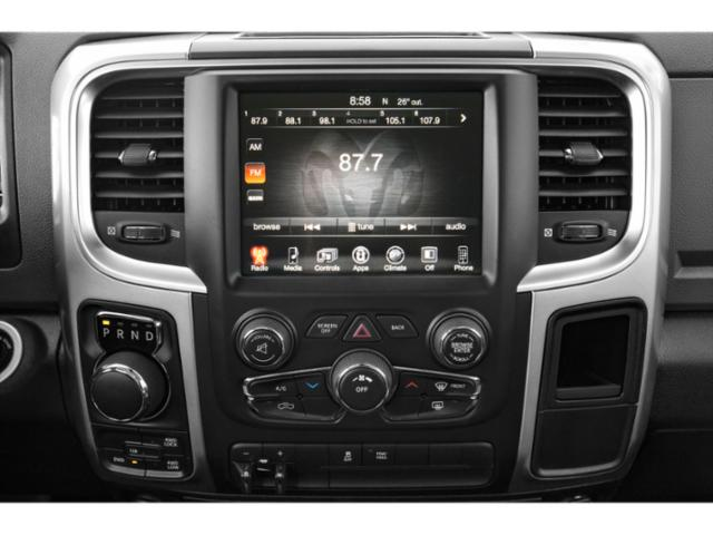 2018 Ram Truck 1500 Prices and Values Crew Cab Sport 2WD stereo system