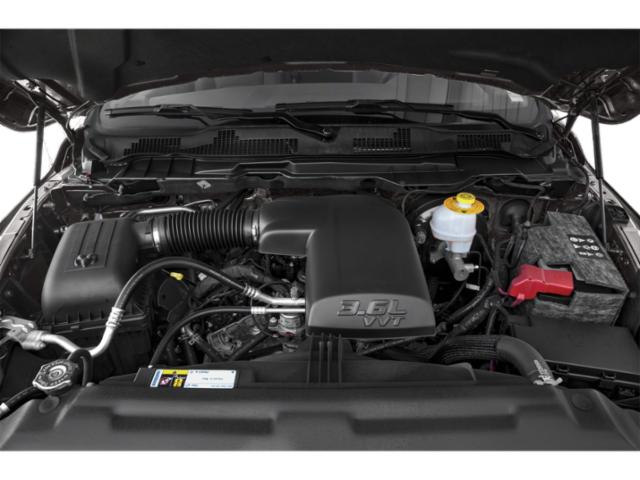 2018 Ram Truck 1500 Prices and Values Quad Cab Laramie 4WD engine