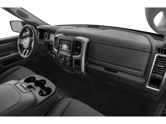 2018 Ram Truck 1500 Prices and Values Quad Cab Laramie 4WD passenger's dashboard