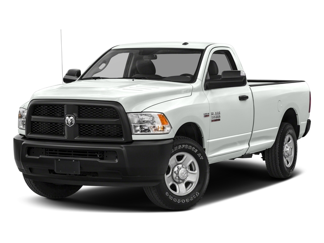 2018 Ram Truck 2500 Pictures 2500 SLT 4x4 Reg Cab 8' Box photos side front view
