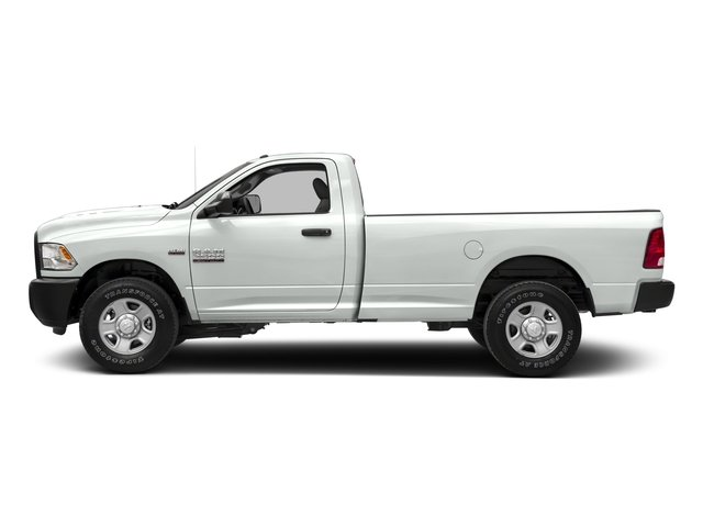 2018 Ram Truck 2500 Pictures 2500 SLT 4x4 Reg Cab 8' Box photos side view