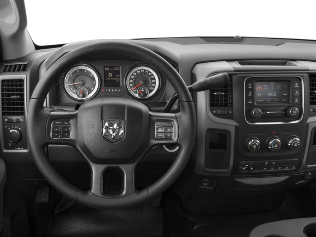 2018 Ram Truck 2500 Pictures 2500 SLT 4x4 Reg Cab 8' Box photos driver's dashboard