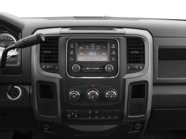 2018 Ram Truck 2500 Pictures 2500 Tradesman 4x2 Reg Cab 8' Box photos stereo system
