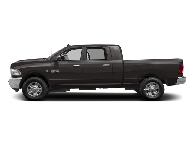 2018 Ram Truck 2500 Base Price Big Horn 4x4 Mega Cab 6'4 Box Pricing side view