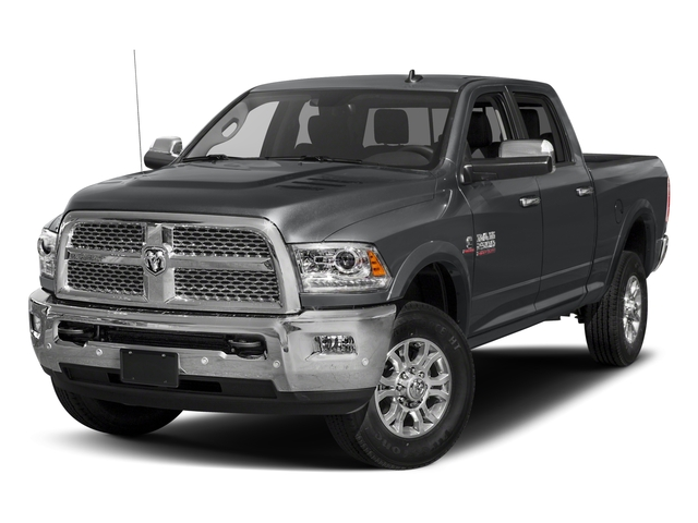 2018 Ram Truck 2500 Pictures 2500 Laramie 4x2 Crew Cab 6'4 Box photos side front view