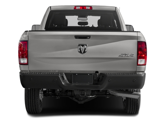 2018 Ram Truck 2500 Base Price Tradesman 4x4 Crew Cab 8' Box Pricing rear view