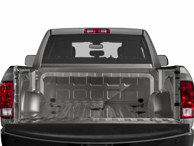 2018 Ram Truck 2500 Base Price Tradesman 4x4 Crew Cab 8' Box Pricing open trunk