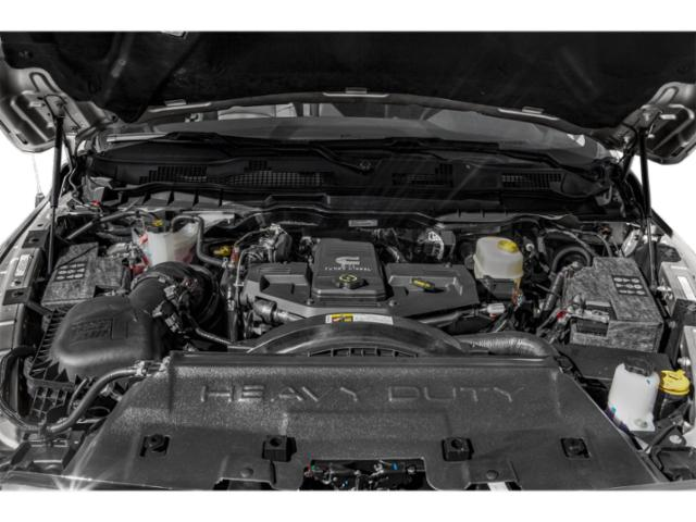 2018 Ram Truck 2500 Pictures 2500 Regular Cab SLT 4WD T-Diesel photos engine