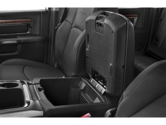 2018 Ram Truck 2500 Prices and Values Crew Cab SLT 4WD T-Diesel center storage console