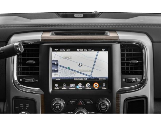 2018 Ram Truck 2500 Prices and Values Crew Cab Tradesman 2WD T-Diesel navigation system