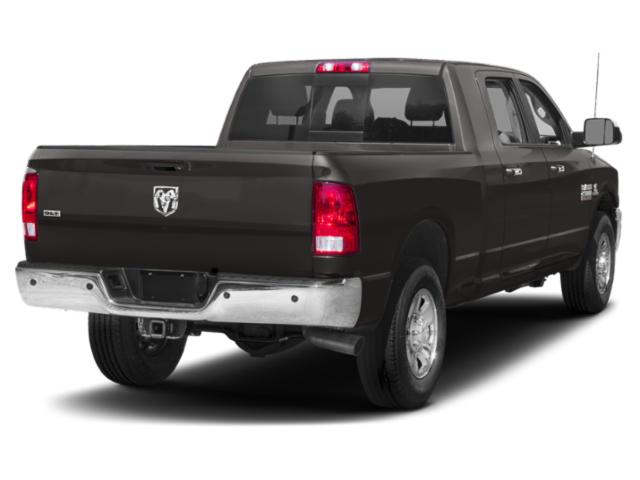 2018 Ram Truck 2500 Prices and Values Crew Cab Tradesman 4WD T-Diesel side rear view