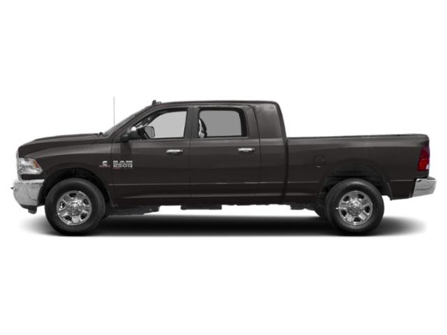 2018 Ram Truck 2500 Pictures 2500 Mega Cab Bighorn/Lone Star 2WD photos side view