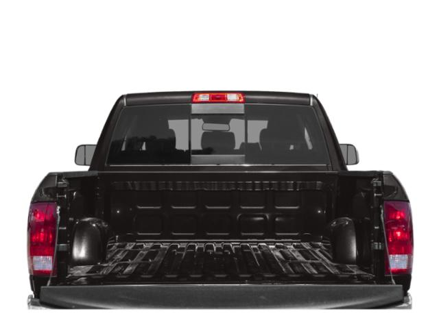2018 Ram Truck 2500 Prices and Values Mega Cab Limited 4WD T-Diesel open trunk