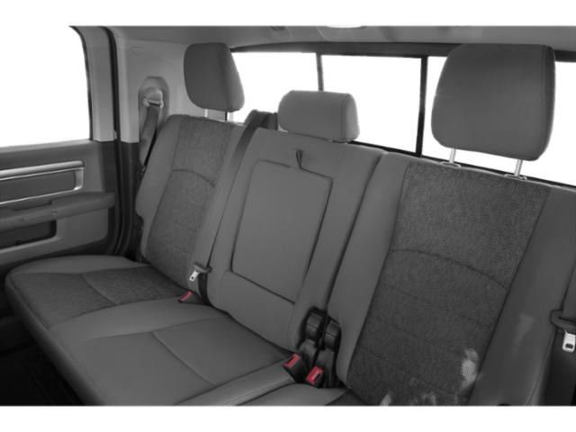 2018 Ram Truck 2500 Prices and Values Crew Cab Bighorn/Lone Star 2WD backseat interior
